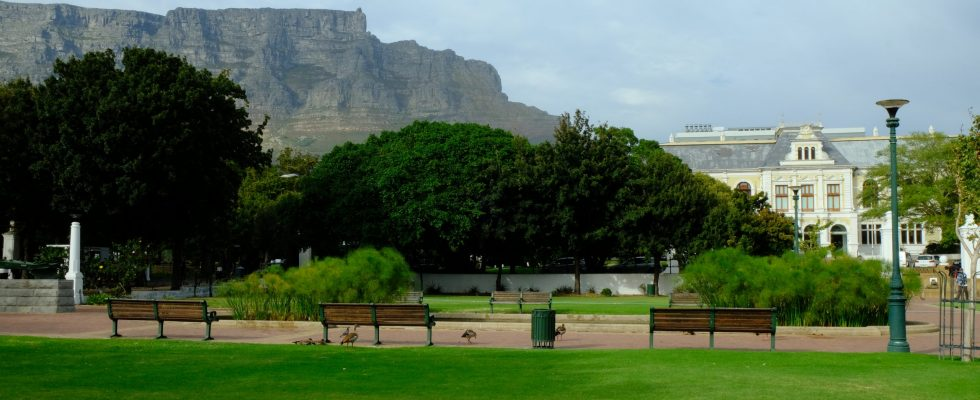 Cape Town South African Museum